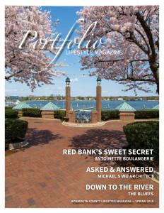 Portfolio Spring 2016 cover