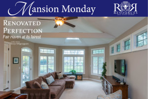 Resources Real Estate Presents Home Recipe Mansion Monday 100 Grange Avenue, Fair Haven, NJ 07704