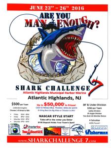 shark challenge