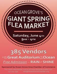 Ocean Grove springfleamarket