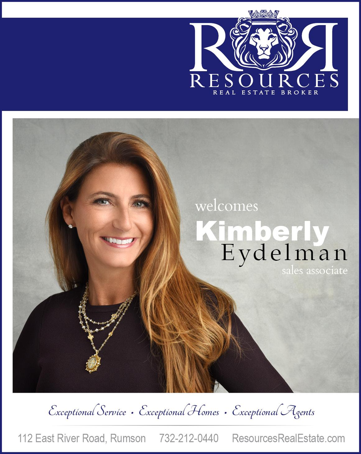Kimberly Eydelman Journal
